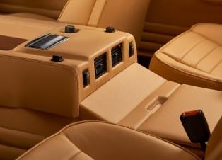 Consola centrala spate Lamborghini LM002