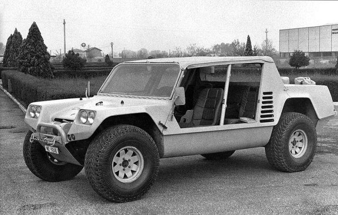 Prototip Cheetah - 1977