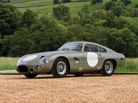 Aston Martin DP215 Competition Prototype 1963