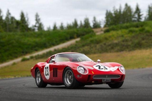 Ferrari 250 GTO din 1962 cel mai scump automobil cumpurta la o licitatie