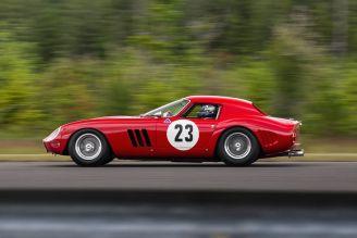 Ferrari 250 GTO pe circuitul de la Laguna Secca cu o zi inainte de licitatie (3)