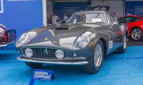 Locul 5 Ferrari 250 GT TdF Coupe 1958