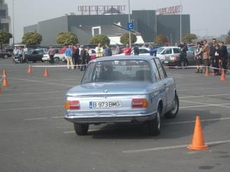 BMW 1602 la a treia proba