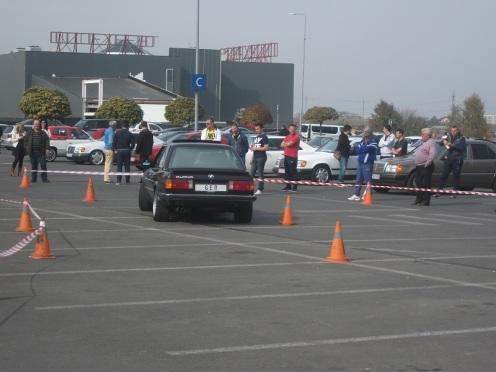 BMW Alpina C1 la prima proba
