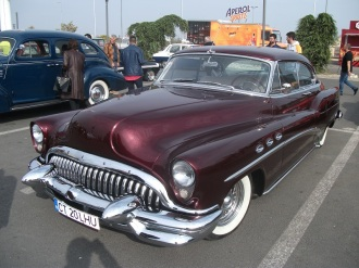 Buick Roadmaster Coupe