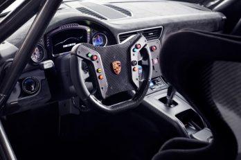 Cockpit Porsche 935 - 2018