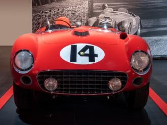 Ferrari 290 MM Scaglietti Spyder