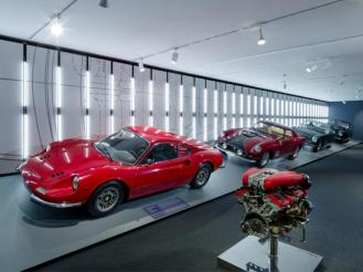 Ferrari Dino 246GT & 250 GT TDF & 342 America & 166 Inter