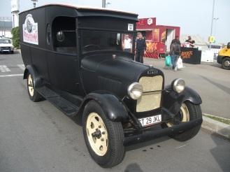 Ford Model A Van