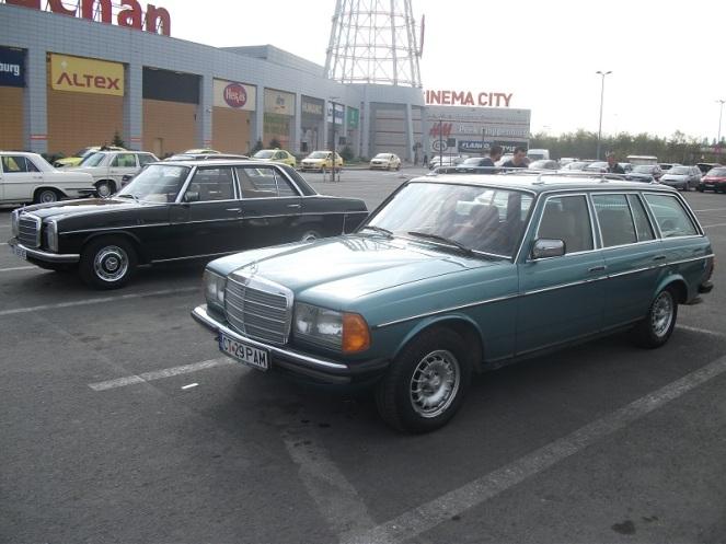 Mercedes 200TE W123