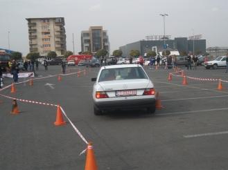 Mercedes 230E W124 Automatic la prima proba