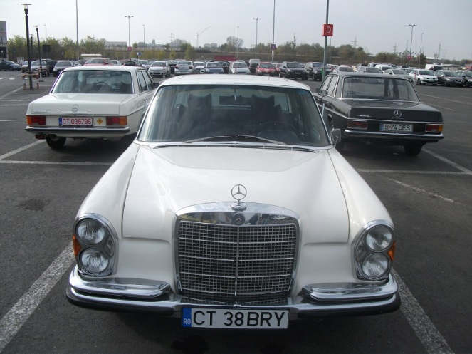Mercedes 280 S W108