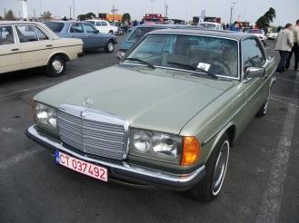 Mercedes 280C W123