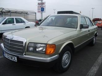 Mercedes 280SE W126