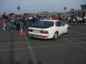Porsche 944 la proba a doua proba