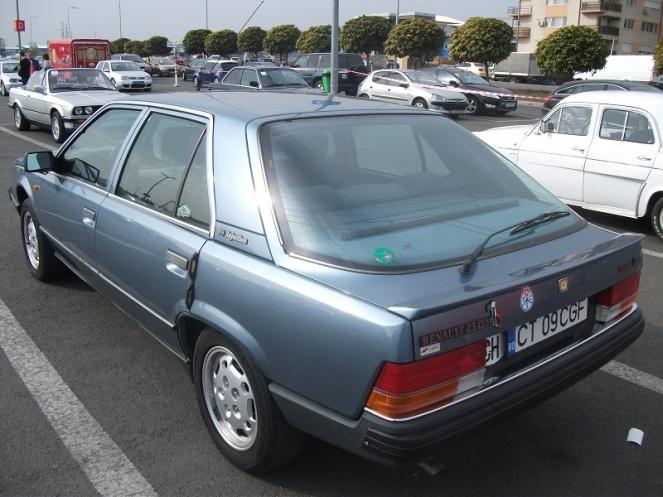 Renault 25 V6