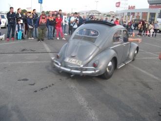 VW kaffer 1200 la proba a doua