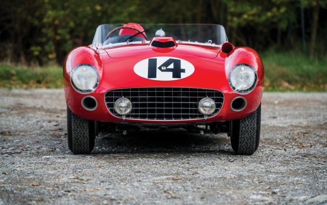 Ferrari 290MM a devenit cel de-al zecelea automobil cel mai scump licitat vreodata