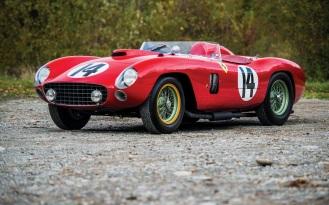 Ferrari 290MM cu nr. de sasiu 0628