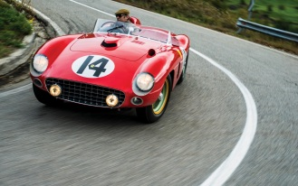 Motorul permitea atingerea unei viteze maxime de 280km-h
