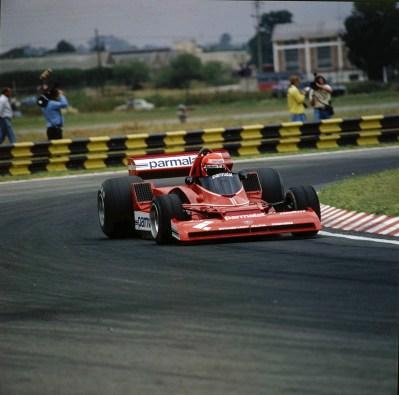 Cu Brabham Alfa Romeo in Grand Prixul Argentinei 1978