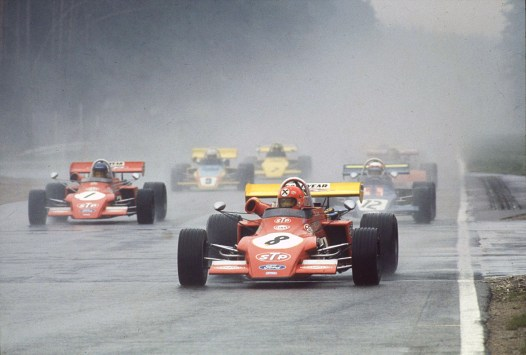 Debutul in F1 cu March in 1971