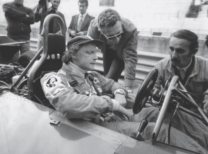 Revenirea in Grand Prixul Italiei 1977