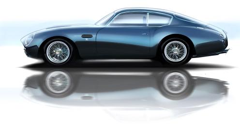Aston Martin DB4GT Zagato Continuation