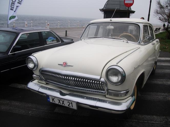 Gaz Volga M21