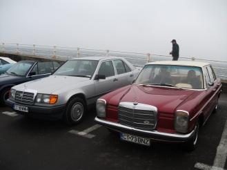 Mercedes 230 W114 & Mercedes 230E W124