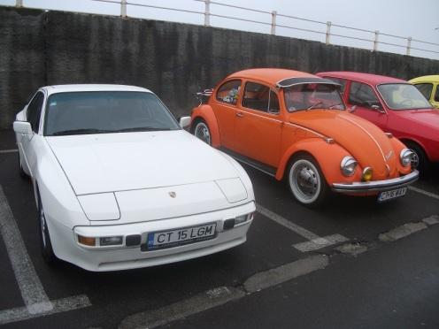 Porsche 944 & Volkswagen Kaffer 1303
