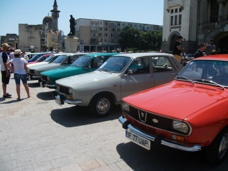 Întâlnirea Internațională Dacia Clasic 2019
