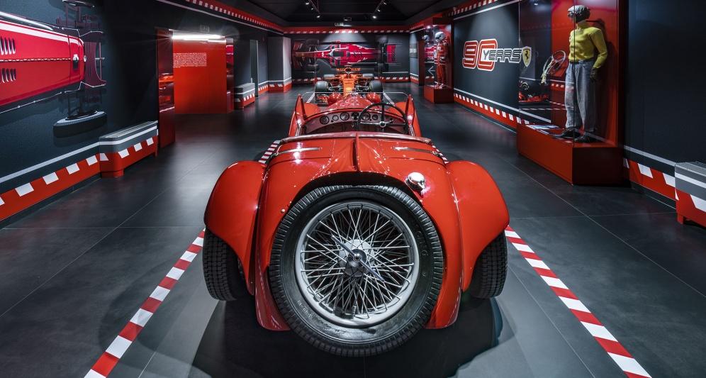 Expo Scuderia Ferrari 90 de ani
