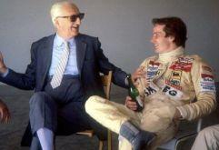 Gilles Villeneuve & Enzo Ferrari
