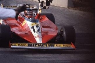 Gilles Villeneuve la prima victorie în F1 în GP Canadei din 1978
