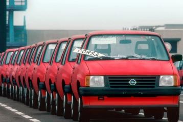 Opel Corsa A 1982