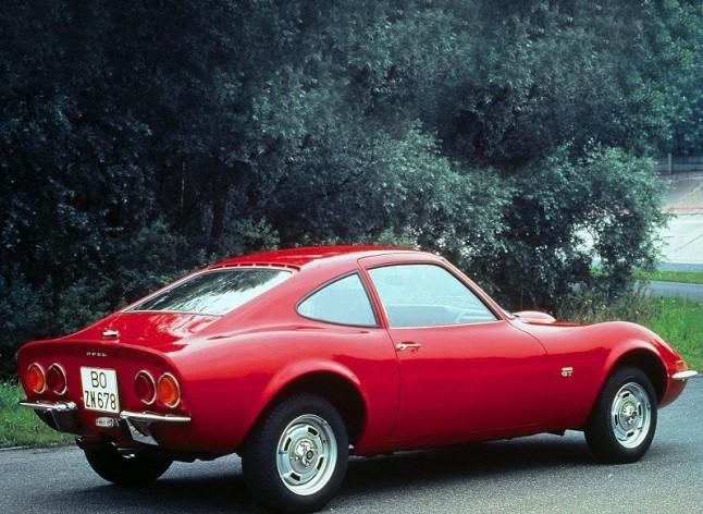 Opel GT 1.9 1968