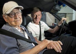 Erhard Schnell & Walter Rohrl