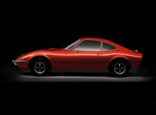 Opel GT 1.9 1971
