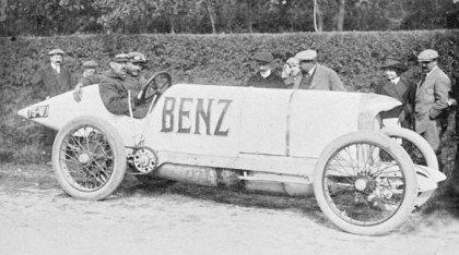 Lightning Benz 1909