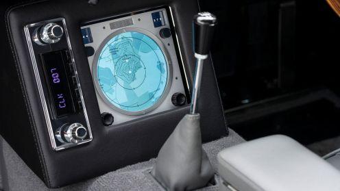 Sistem radar cu hartă
