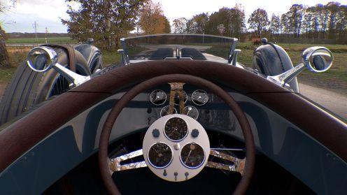 Cockpit Helvezzia Tipo 6