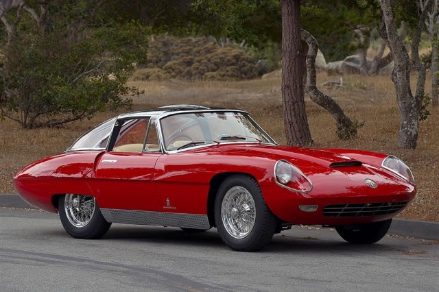 Alfa Romeo 3500 Superflow