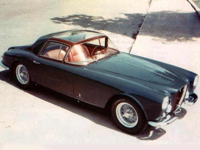 Ferrari 375 America Speciale