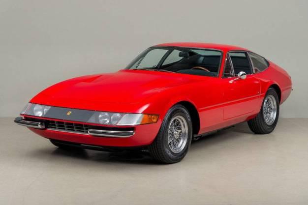 Ferrari 365 GTB 4 Daytona 1968