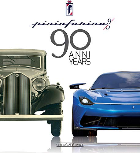 Cartea Pininfarina 90 Anni