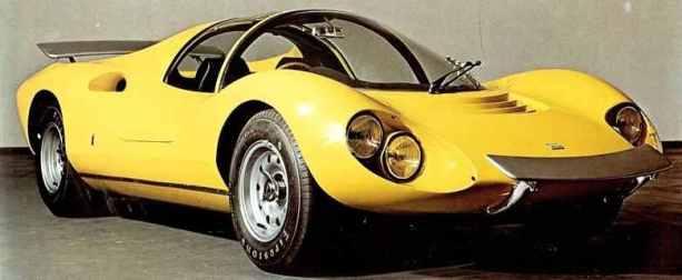Dino Competizione 1967