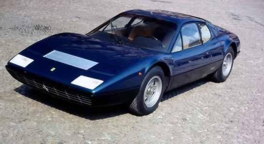 Ferrari 365 BB 1971