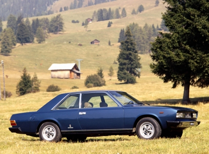 Fiat 130 Coupe 1971