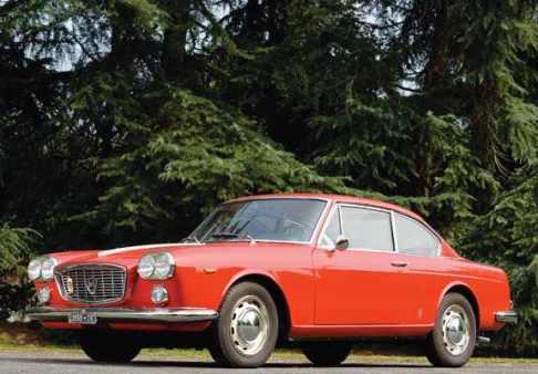 Lancia Flavia Coupe 1962